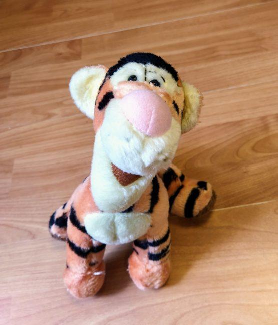 Plyšový Tygr zmedvídka PÚ