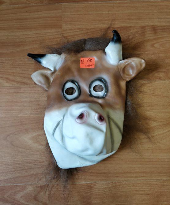 Maska – kráva