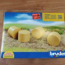 Bruder doplňky – balíky slámy