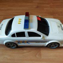 Zvukové auto POLICIE