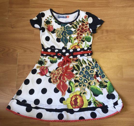 Letní,bavlněné šaty Desigual
