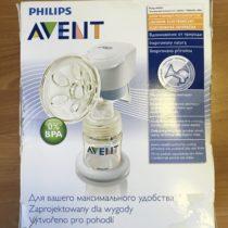 Elektronická odsávačka i manuální Philip Avent SCF 302/01