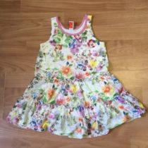 Letní, bavlněné šaty Zara