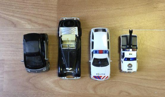Set – auta