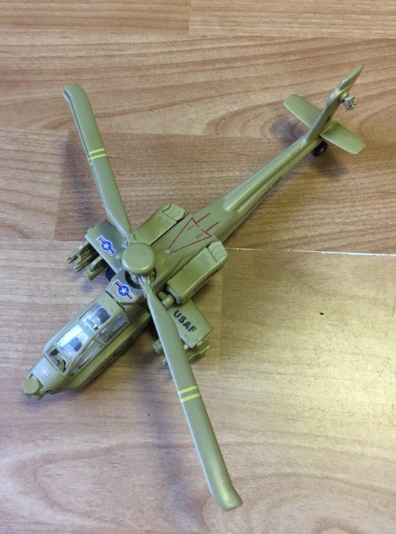 Vrtulník Army