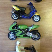 Set – motorky