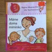Kniha – Máme doma miminko