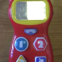 Zvukový telefon Tesco