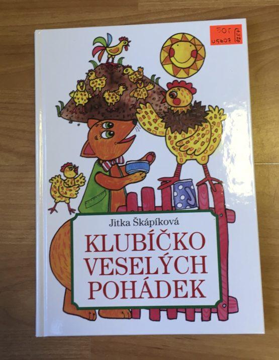 Kniha – Klubíčko veselých pohádek