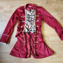 Kostým kabátec pro prince