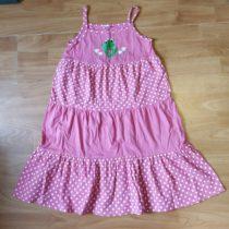 Letní šaty se žábou