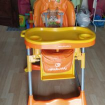 Jídelní židlička New Buddy Pinta