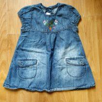 Riflové šaty H&M