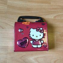 Kufřík Hello Kitty
