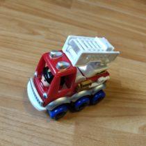 Malé hasičské autíčko na setrvačník