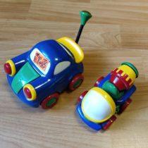 Set autíček 2 ks