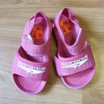 Gumové sandálky Sprandy