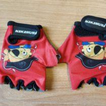 Cyklo rukavice Nakamura – Pirát