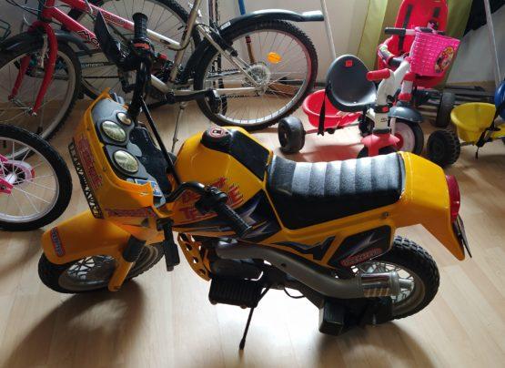Eletrická motorka Peg Perego Desert Tenére