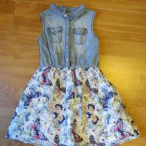 Letní, džínové šaty Dopodopo