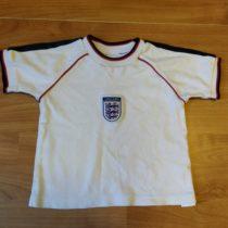 Fotbalový dres England