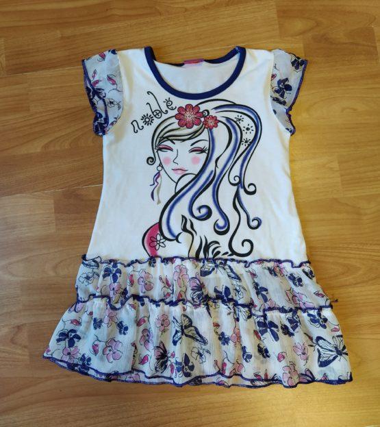 Letní, bavlněné šaty Zero one