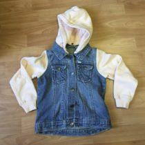 Džínová bunda Lupilu