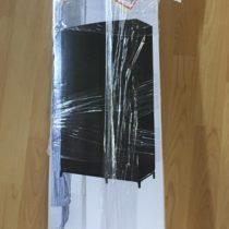 Skládací šatní skřín – tyrkysová
