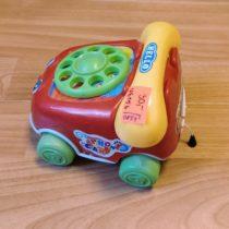 Plastové autíčko – telefon