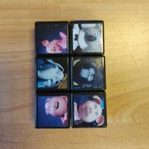 Rubiks kostka – zvířátka
