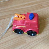 Plastové auto – Hasiči