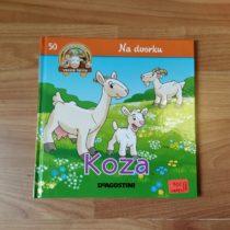 Kniha – Koza