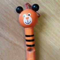 Dřevěná píšťalka – Tygr