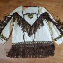 Kostým – Indiána