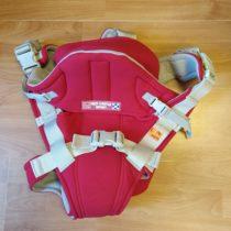 Nosítko na dítě Red Castle – klokanka – červená