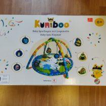 Kuniboo hrací deka shrazdou Lesní zvířátka