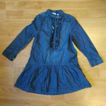 Džínové šaty/tunika Kids