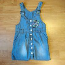 Džínové šaty Kikikoko