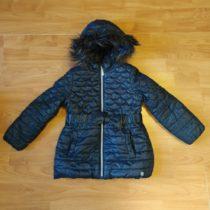 Vyteplená zimní bunda/kabátek skožíškem Coccodrillo