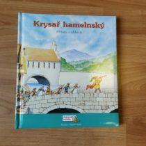 Kniha – ŮKrysař hamelský – příběh o slibech