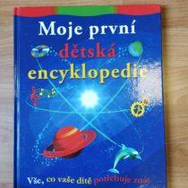 Kniha – Moje první encyklopedie
