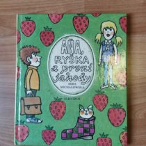 Kniha – Aňa, Ryška a první jahody