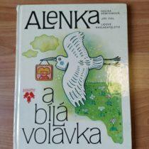 Kniha – Alenka a bílá volavka