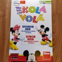 Soubor her příprava kzápisu – Mickey