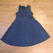 Bavlněné šaty na ramínka George