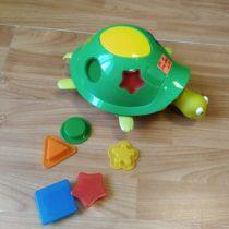 Zvuková želva/vkládačka
