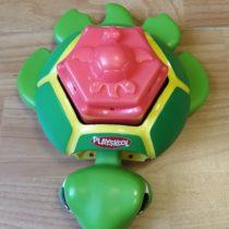 Želvička skostkami Playskool