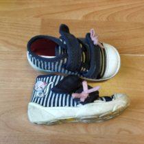 Plátěné boty Befado
