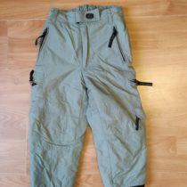 Oteplené kalhoty Basida do pasu