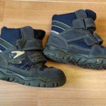 Zimní boty Superfit Goretex na suchý zip